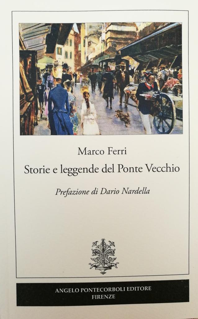 Storie e leggende del Ponte Vecchio (Libro)