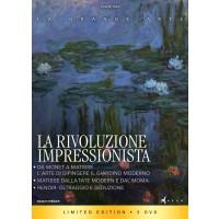 La Rivoluzione Impressionista (3 DVD / 3 Blu-Ray)