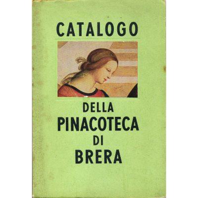 Catalogo della Pinacoteca di Brera in Milano