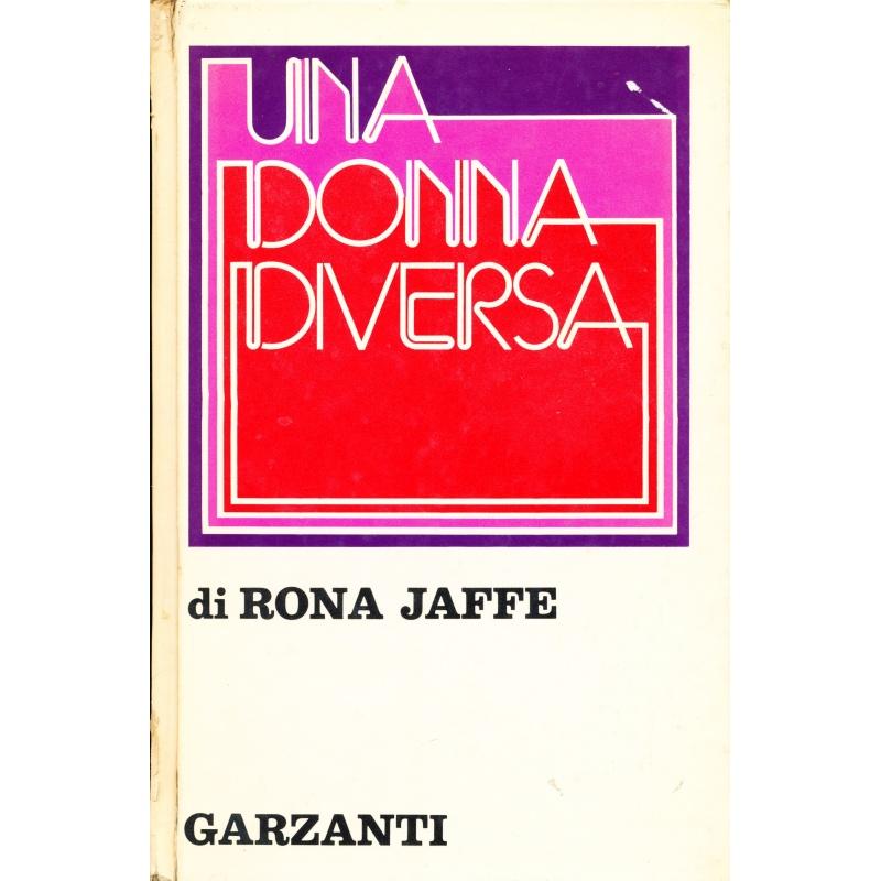 Rona Jaffe. Una donna diversa