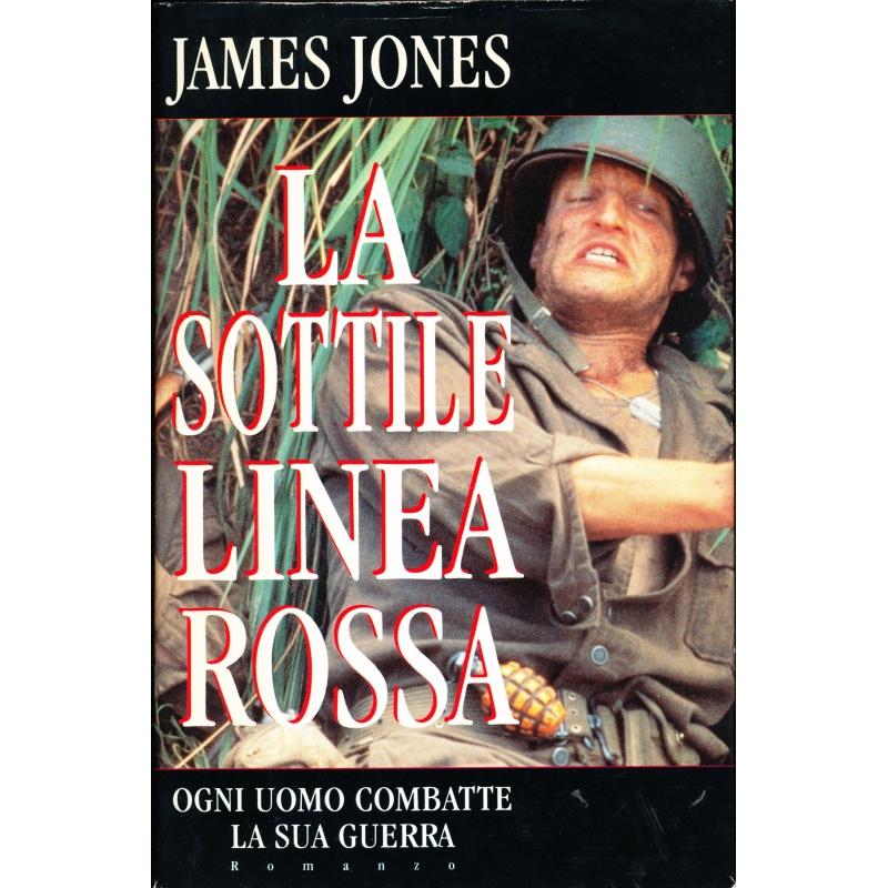 James Jones. La sottile linea rossa