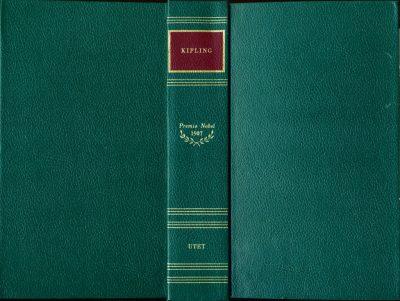 Rudyard Kipling. Premio Nobel 1907 - Le Opere