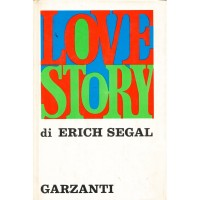 Erich Segal. Love story