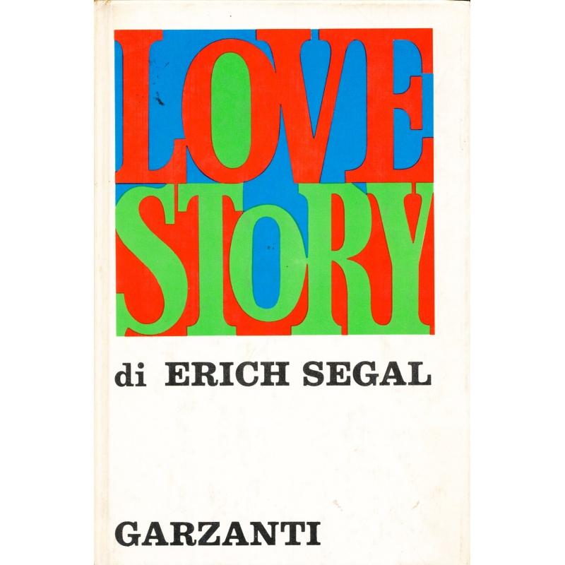 Erich Segal. Love story