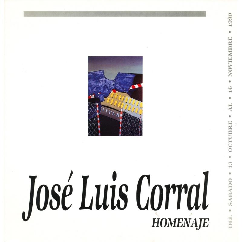 Josè Luis Corral. Homenaje