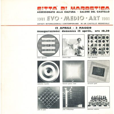 Evo Medio Art 1981