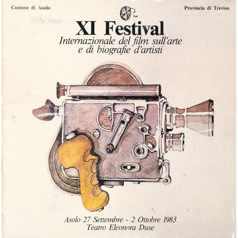 XI Festival Internazionale del Film sull'Arte e di Biografie d'Artisti