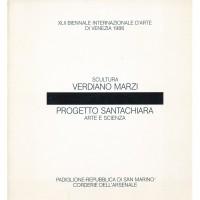Verdiano Marzi. Progetto Santachiara - Arte e Scienza