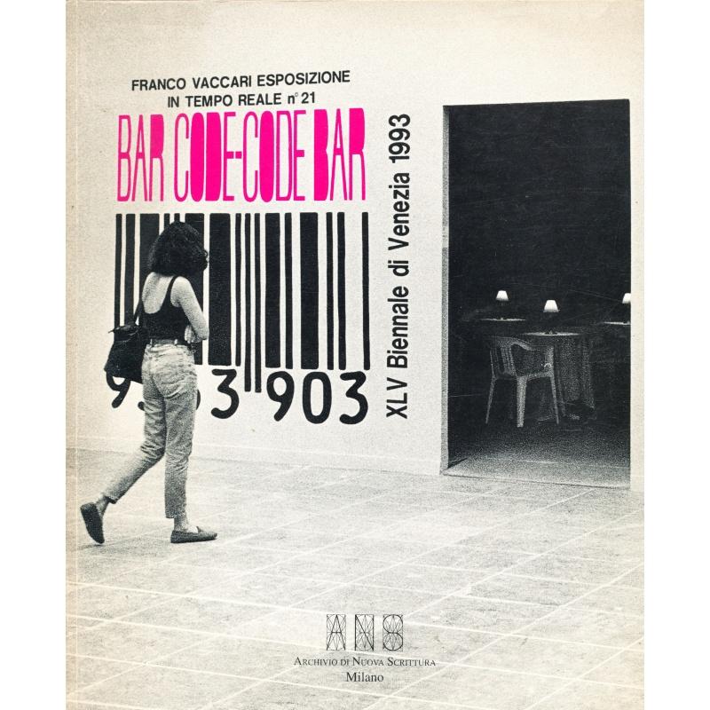 Franco Vaccari. Bar Code - Code Bar