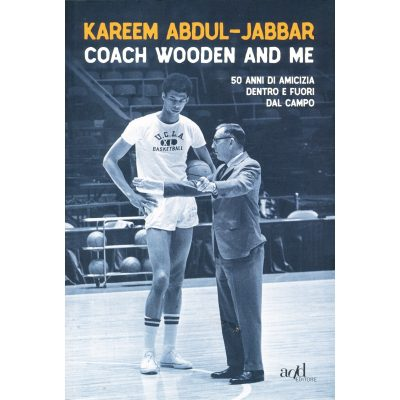 Kareem Abdul-Jabbar. Coach Wooden and me