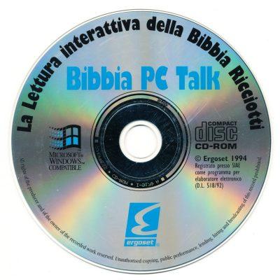 Bibbia PC Talk - La Lettura interattiva della Bibbia Ricciotti