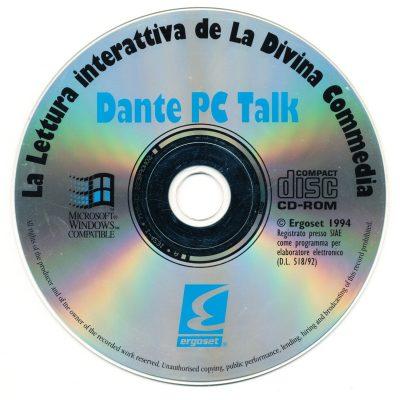 Dante PC Talk - La Lettura interattiva de La Divina Commedia