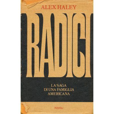 Alex Haley. Radici