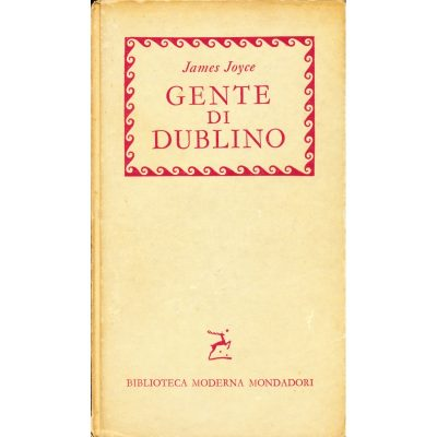 James Joyce. Gente di Dublino