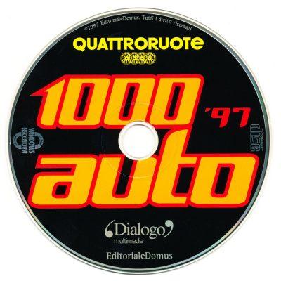Quattroruote - 1000 auto '97