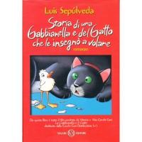 Luis Sepulveda. Storia di una Gabbianella e del Gatto che le insegnò a volare