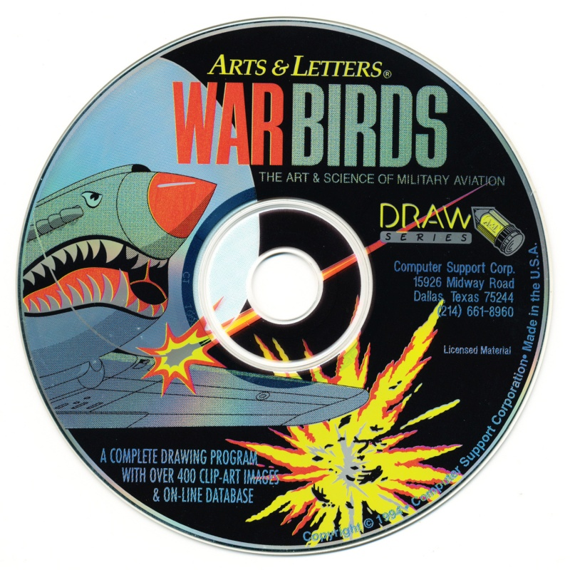 War Birds - Arts & Letters