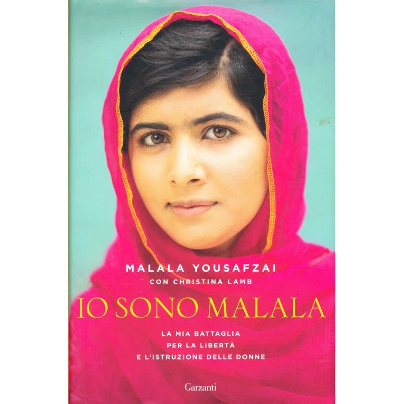 Malala Yousafzai. Io sono Malala