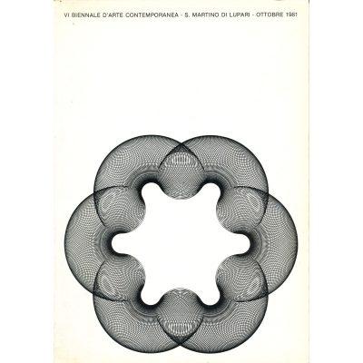 Biennale d'Arte Contemporanea di San Martino di Lupari, 1981