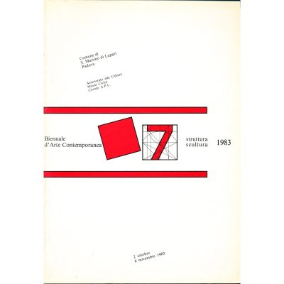 Biennale d'Arte Contemporanea di San Martino di Lupari, 1983