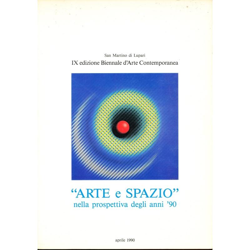 Biennale d'Arte Contemporanea di San Martino di Lupari, 1990