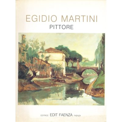 Egidio Martini - Pittore