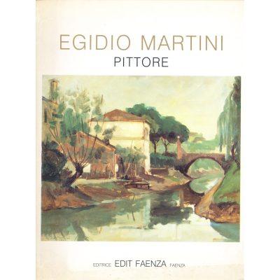 Egidio Martini - Pittore