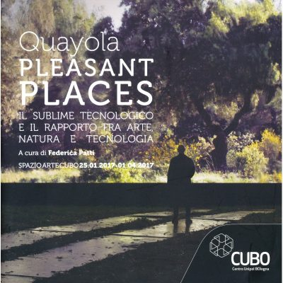 Quayola. Pleasant places