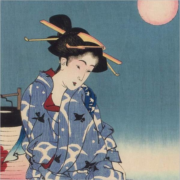 Le cento lune - Un capolavoro dell'Arte giapponese