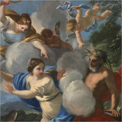 Luigi Garzi (1638-1721). Pittore romano