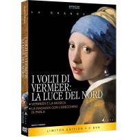 I volti di Vermeer: la luce del nord (2 DVD / Blu-Ray)