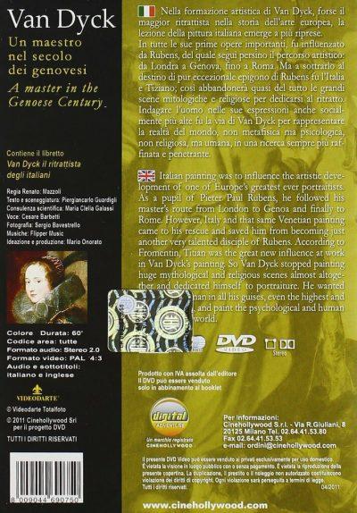 Van Dyck - Un maestro nel secolo dei genovesi (DVD + Book)