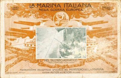 La Marina italiana nella guerra europea - Libro I