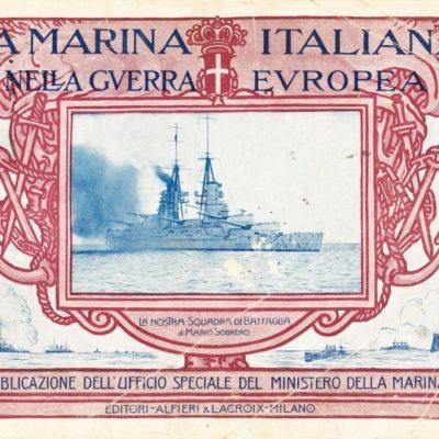 La Marina italiana nella guerra europea - Libro II