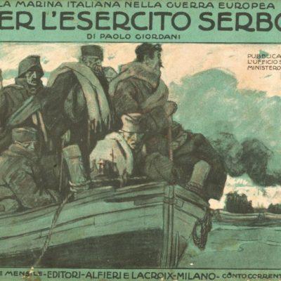 La Marina italiana nella guerra europea - Libro IV e V