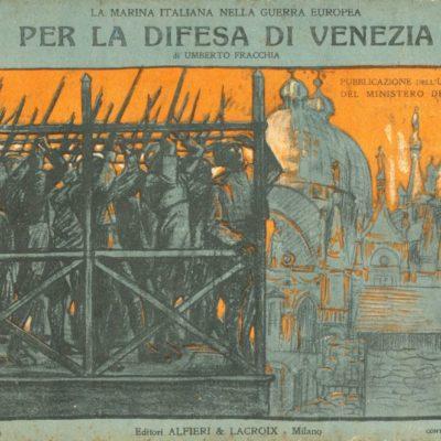 La Marina italiana nella guerra europea - Libro VII