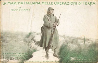La Marina italiana nella guerra europea - Libro IX