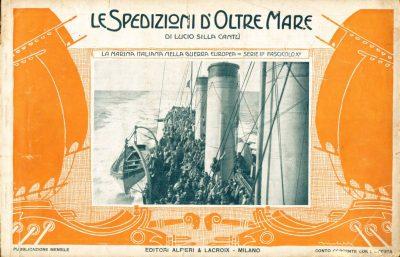 La Marina italiana nella guerra europea - Libro X