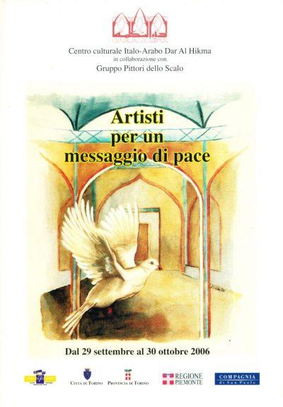 Artisti per un messaggio di pace
