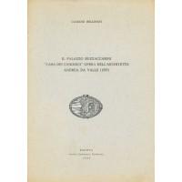 """Claudio Bellinati. Il Palazzo Buzzaccarini """"Casa dei Canonici"""""""