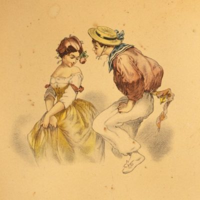 Coppia che danza