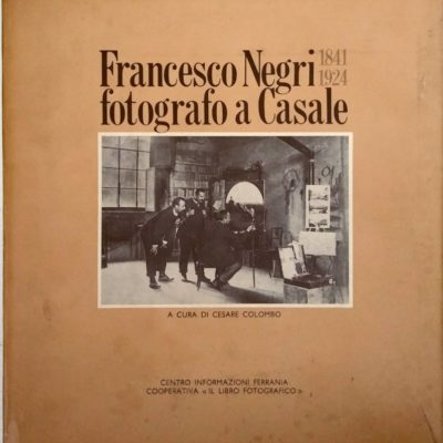 Francesco Negri fotografo a Casale