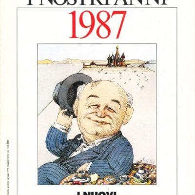 I Nostri Anni: 1987. I nuovi russi