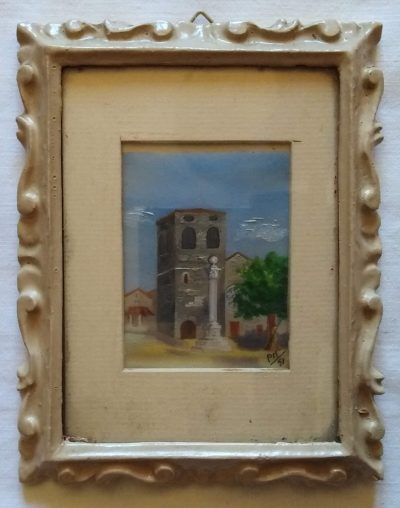 Piazza con la Torre