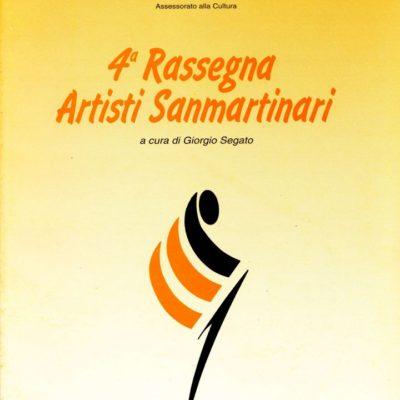 Artisti Sanmartinari - 4a Rassegna