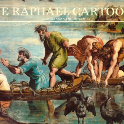 The Raphael Cartoons - Victoria and Albert Museum