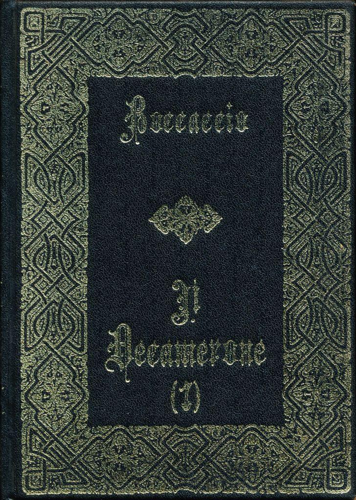 Giovanni Boccaccio. Il decamerone (2 Volumi)