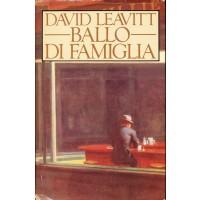 David Leavitt. Ballo di famiglia