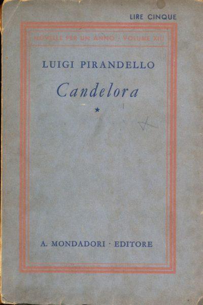 Luigi Pirandello. Candelora