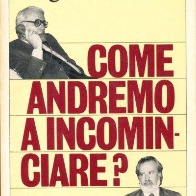 Enzo Biagi - Eugenio Scalfari. Come andremo a incominciare?